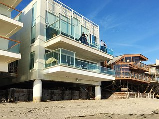 Huge NY style loft on Malibu beach