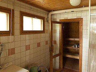 Ferienhaus Keltavuokko, vähä-eskeli holiday cottage  in Ikaalinen, Häme Pirkanma
