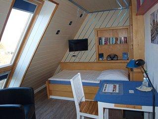 Einzelzimmer 12 m² - Haus Möller