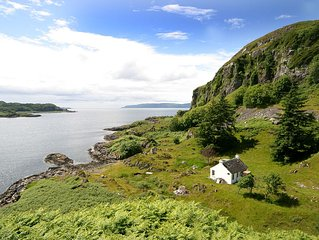 The ultimate secluded Holiday Cottage