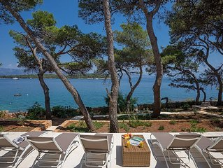 Romantic Villa With Swimming Pool Only 10 m Away From the Sea