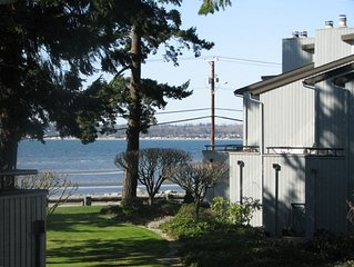 Your Birch Bay Beach Condo is Waiting for You