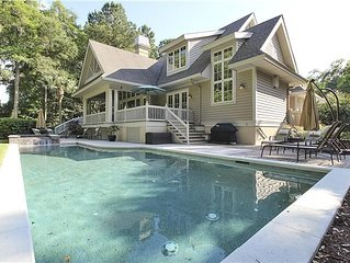 Luxury Home on Harbourtown  Golf Course! 5 BR w Pool!