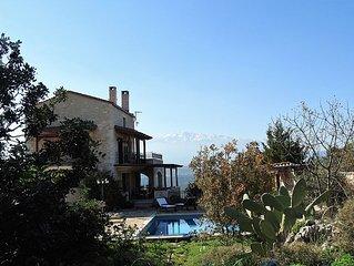 Villa Petramithia - Luxury stone villa
