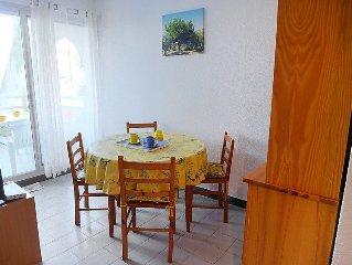 Ferienwohnung Tahiti  in La Grande Motte, Herault - Aude - 4 Personen, 1 Schlafz