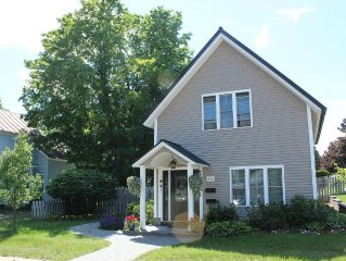 Walking distance to shopping, dining, and brew pubs.  Nearby NMU and hospital