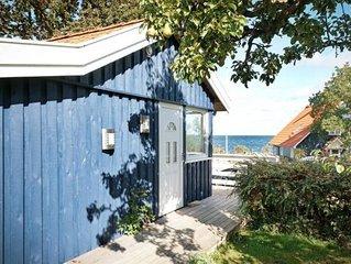 Ferienhaus Sandkås  in Allinge, Bornholm - 3 Personen, 2 Schlafzimmer