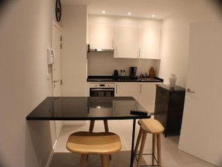 LUXURIOUS SELF-CATERING ONE BEDROOM APARTMENT NEAR AVENUE LOUISE