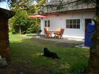 Obj. 79 - Peaceful cottage for 6 people with dog - Obj. 79 - Peaceful cottage f