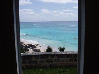 'Sea Song' Two Bedroom Beachfront Cottage right on Marley Beach.