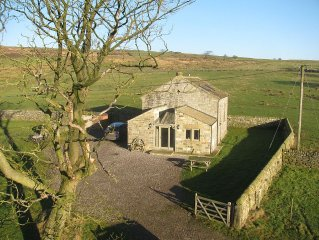 Characterful Conversion of a Former Chapel in Nidderdale