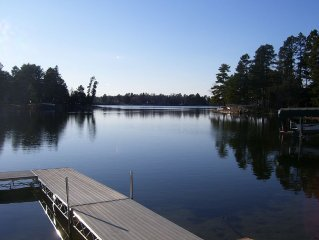 #SPACIOUS ONE LEVEL HOME #WATERFRONT VIEWS #HEARTLAND TRAIL #PARK RAPIDS #ITASCA