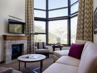 Resort at Squaw Creek Penthouse