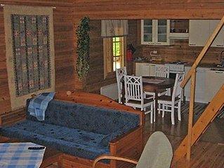 Ferienhaus Mustikka  in Lohja, Uusimaa - 4 Personen, 1 Schlafzimmer