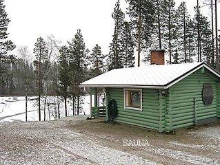 Ferienhaus Salmilampi  in Rovaniemi, Lappland - 6 Personen, 2 Schlafzimmer