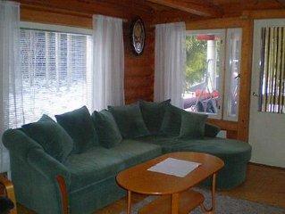 Ferienhaus Pilvilinna  in Hartola, Häme Pirkanmaa - 6 Personen, 2 Schlafzimmer