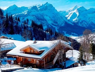 Apartment Am Bachli  in Feutersoey, Bernese Oberland - 4 persons, 2 bedrooms
