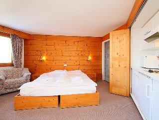 Ferienwohnung Le Bristol A46  in Villars, Waadtlander Alpen - 4 Personen, 1 Schl