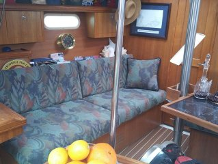 Luxury yacht * Annapolis City Dock or Galesville, MD, Pirates Cove or West River