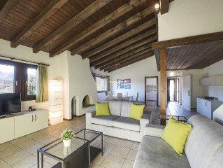 Apartment im Häuschen, Schwimmbad, Tennis, Natur