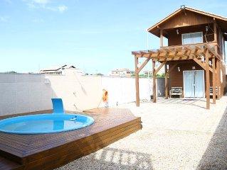 Excelente Residência c/ Piscina, Bombinhas,SC, Praias de Canto Grande e Mariscal