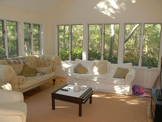 Beautiful Family Home in Chilmark