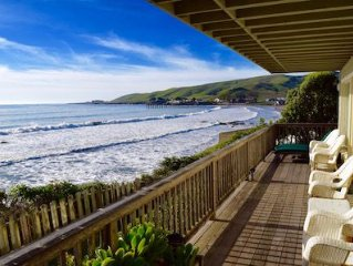 238 A Pacific Ave: 3 BR / 2 BA  in Cayucos, Sleeps 6
