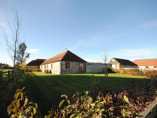 Converted Barn set amongst the beautiful countryside of West Sussex.