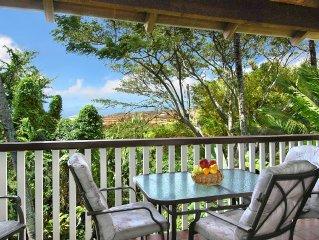 Waikomo Stream Villas #531: Perfect Family Home in Central Poipu