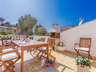 House / Duplex near the sea ideal for families.