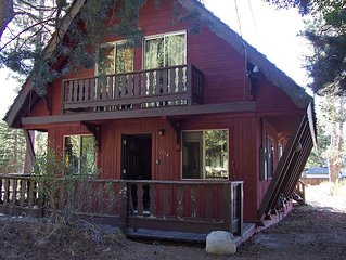 Quiet Well Kept South Lake Tahoe Family Vacation Home Rental
