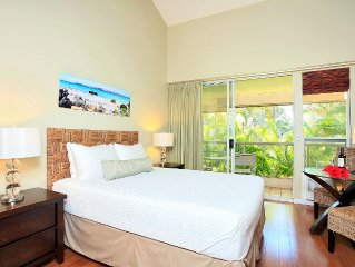 From $69/nt - Remodeled Maui Banyan Studio Steps to Beach, Shopping, Dining!