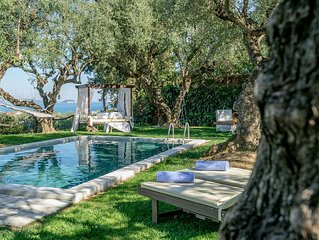 Vafias Private Pool Villa, suitable for 14-16 persons in Lithakia, Zakynthos