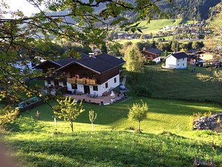 Chalet With Great Views Close To Zell Am See