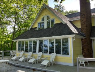 Lake Michigan Home w/ Private Beach; 7/14 LAST FULL JULY WEEK AVAILABLE