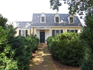 Beautiful Cottage at Historic Ramsay Estate with 'WOW' Blue Ridge views