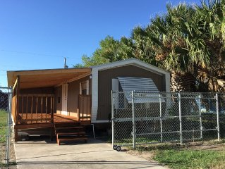 Texas Rio Grand Valley Two Bed Room MH For Rent- Harlingen