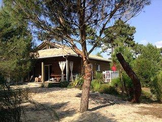Vallons du Ferret - Le Canon. Maison de famille 6 à 8 p, jardin clos et paysagé,