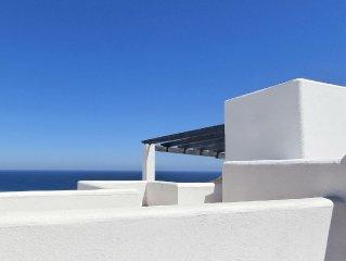 Villa avec piscine, face a la mer, dans parc naturel, WIFI, TV, calme et confort
