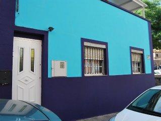 Casa La Costurera casa plt. baja c/ garaje, ubicada a 3 min. Centro  La Laguna