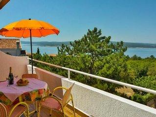 Ferienwohnung Crikvenica fur 2 - 4 Personen mit 1 Schlafzimmer - Ferienwohnung