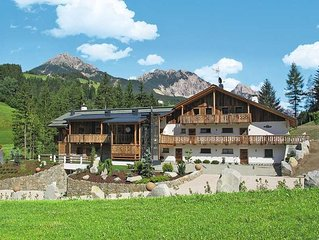 Apartment Alpine Mountain Chalet  in St. Vigil (BZ), South Tyrol / Alto Adige -