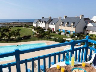 Residence Pierre & Vacances Cap Marine*** - 2 Pieces 4/5 Personnes