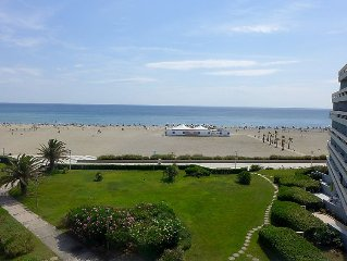 Ferienwohnung Le Beaupre  in Canet - Plage, Pyrenees - Orientales - 4 Personen,