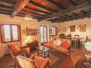 Ferienhaus Pian della Vergine  in Castelfranco di Sopra, Florenz und Umgebung -