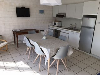 Apartment T3 (residence facing the sea)
