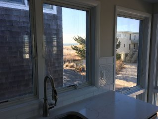THIRD FROM THE BEACH - OCEAN VIEWS & BEACH ACCESS WITHOUT THE HIGH COST