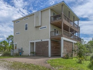Marvelous Beach View, Fully Equipped Kitchen, Spacious Deck & Elevator