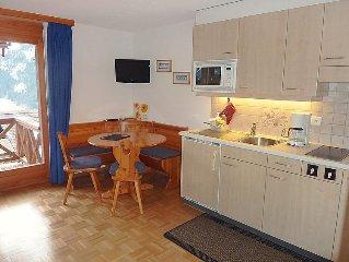 Ferienwohnung Rose  in Wengen, Berner Oberland - 2 Personen, 1 Schlafzimmer