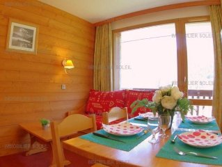 Apartment Valmorel, 1 bedroom, 5 persons